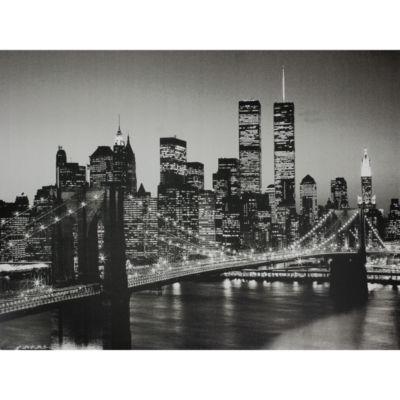 Oriental Furniture Brooklyn Bridge Canvas Art