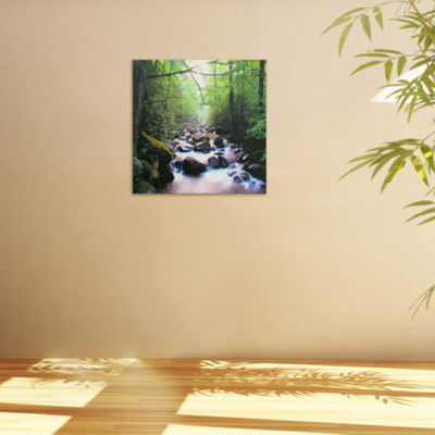 Oriental Furniture River Of Life Canvas Art