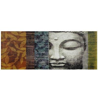 Oriental Furniture Buddha Statue Print
