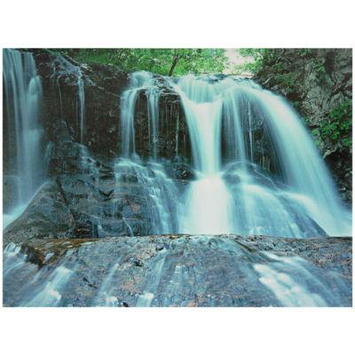 Oriental Furniture Waterfall Print