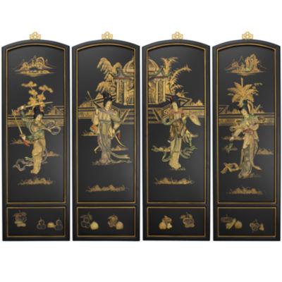 Oriental Furniture Lady Generals Print