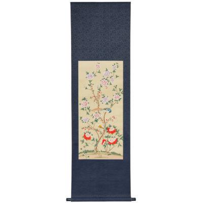 Oriental Furniture Daylight Blossom Canvas Art