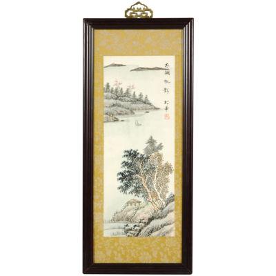 Oriental Furniture Zen Retreat Canvas Art