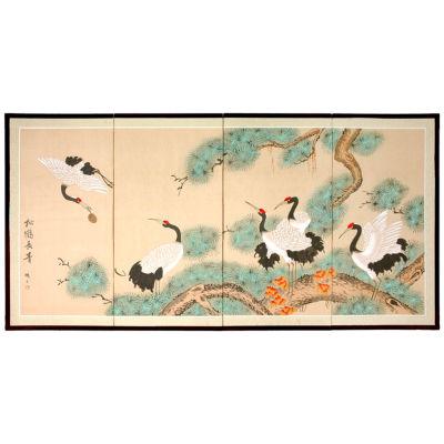 Oriental Furniture Homeward Bound Canvas Art