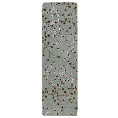 Decor 140 Aloysia Hand Tufted Rectangular Indoor Runner