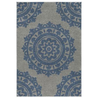 Decor 140 hyvale rectangular rugs jcpenney for Decor 140 rugs