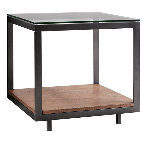 Madison Park Leo End Table