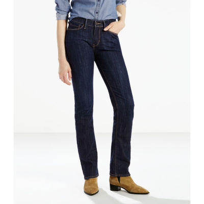 Levi's high rise skinny jeans portland brown