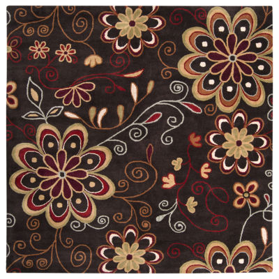 Decor 140 Alyxia Hand Tufted Square Rugs