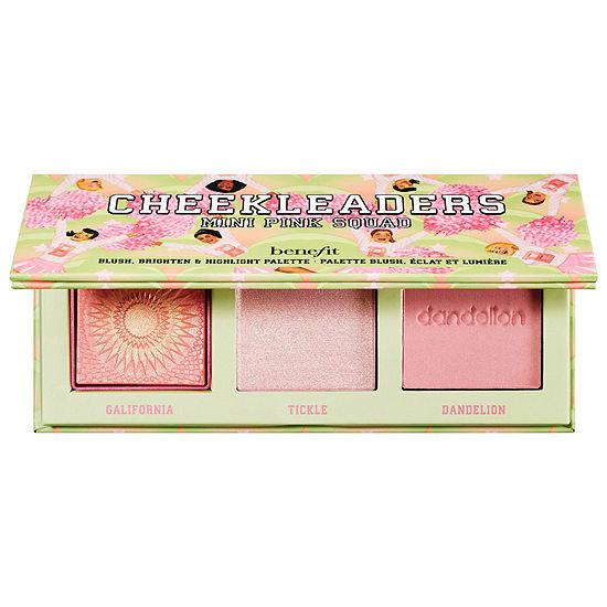 Benefit Cosmetics Cheekleaders Mini Cheek Palette