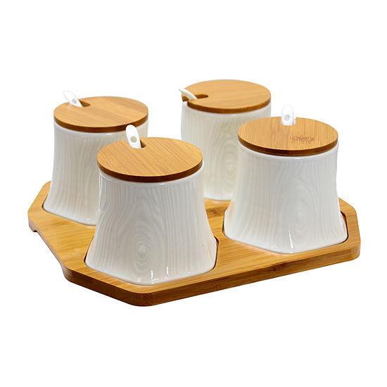 Elama 13-pc. Condiment Jar
