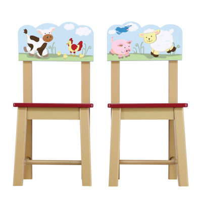 Farm Friends Chairs