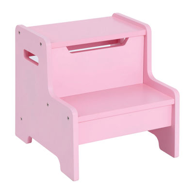 Expressions Step Stool - Pink