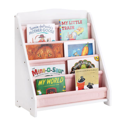 Expressions Book Display - White