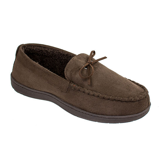 bdc054d6ffafa Dockers® Boater-Style Moccasin Slippers