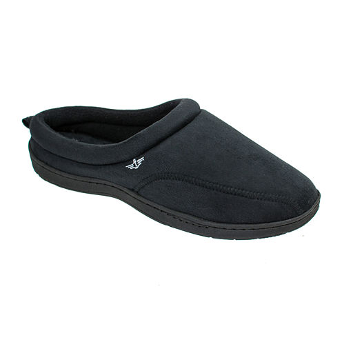 Dockers® Faux Suede Clog Slippers