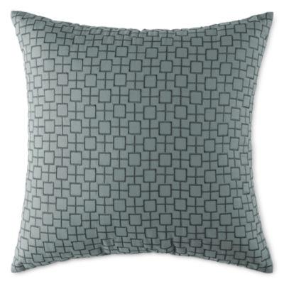 Studio™ Micro Grid Square Decorative Pillow