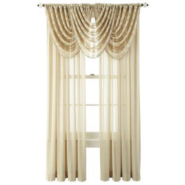 jcpenney.com | Royal Velvet® Cherise Sheer Window Treatments