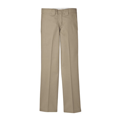 Dickies® Slim Straight Leg Twill Pants - Boys 8-20