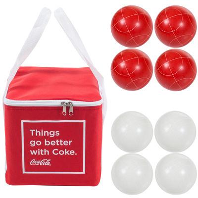 Trademark Games™ Coca Cola® Bocce Ball Set