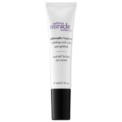 philosophy Uplifting Miracle Worker Eye Cream