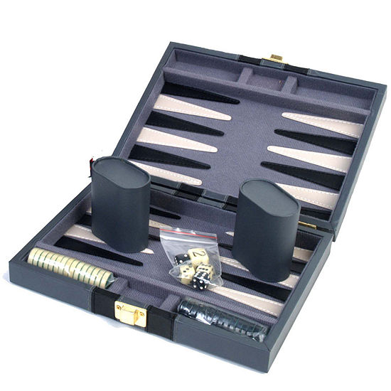 Classic Game Collection 9 Magnetic Backgammon