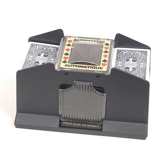 4-Deck Automatic Card Shuffler