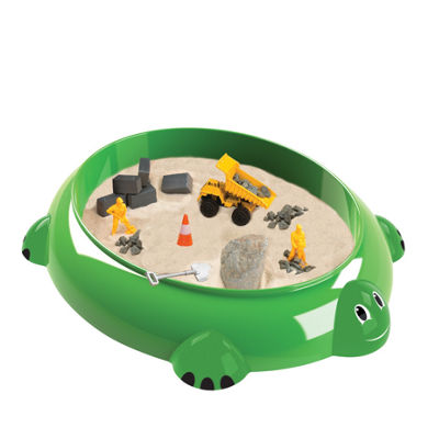 Be Good Company Sandbox Critters Play Set - Sea Turtle