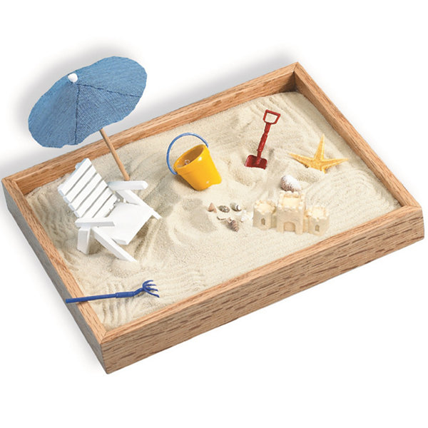 Be Good Company Executive Deluxe Sandbox - A Day at the Beach