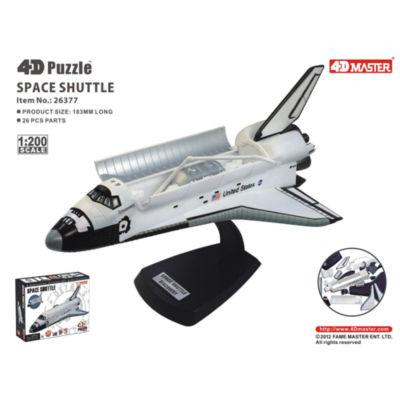 """4D-Puzzle Space Shuttle 8"""""""