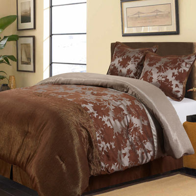 Evan 4-pc. Comforter Set