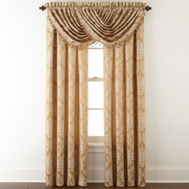 jcpenney.com | Home Expressions™ Sevilla Rod-Pocket Window Treatments