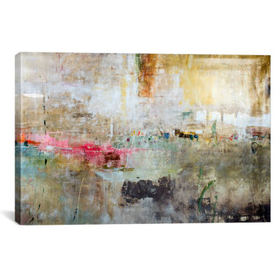 Rain Clouds by Julian Spencer Canvas Wall Art