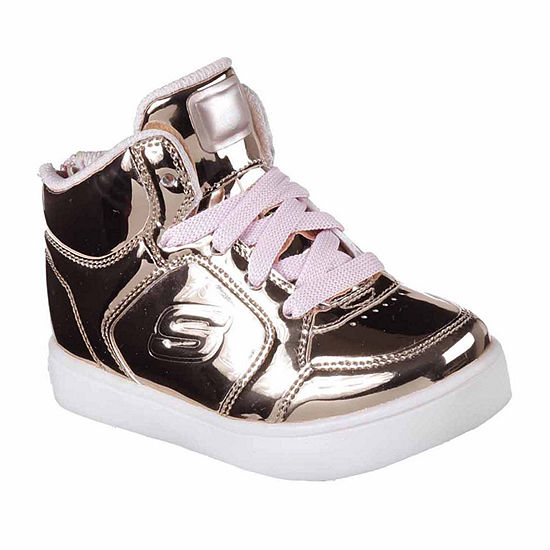 Skechers Energy Lights Girls Sneakers - Toddler