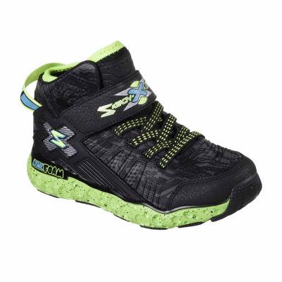 Skechers Cosmic Foam Boys Sneakers - Little Kids