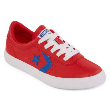 Converse Breakpoint Leather Ox Boys Sneakers - Little Kids/Big Kids