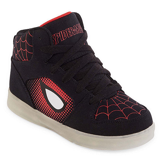 8cd719dfec50 Spiderman Light Up Boys Sneakers Little Kids Big Kids JCPenney