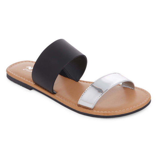 Arizona Grove Womens Slide Sandals