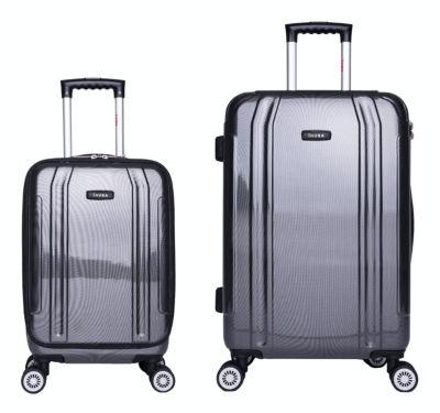 InUSA Southworld Lightweight Hardside Spinner 2-pc. Carry-On and Medium Luggage Set