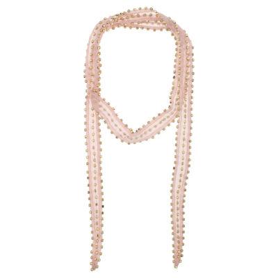 Mixit Womens 24K Choker Necklace