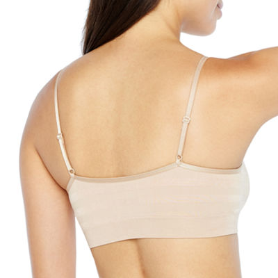 Jockey Matte & Shine Seamfree® Wireless Bralette-1312