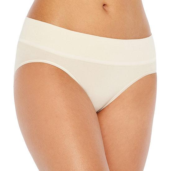 Jockey Natural Beauty Seamfree® Microfiber High Cut Panty 2453