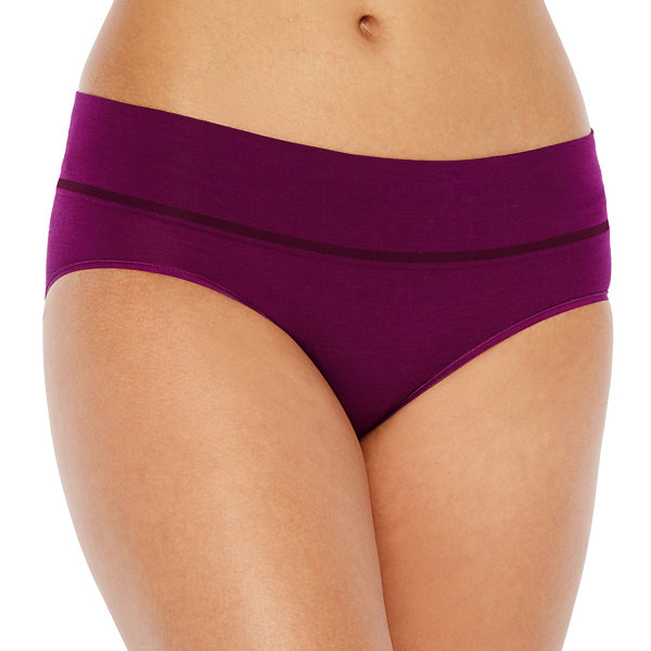 Jockey Natural Beauty Seamfree® Microfiber Hipster Panty
