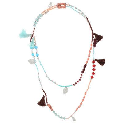 Decree Womens Y Necklace