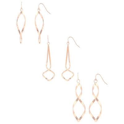 Decree 3-pc. Earring Sets