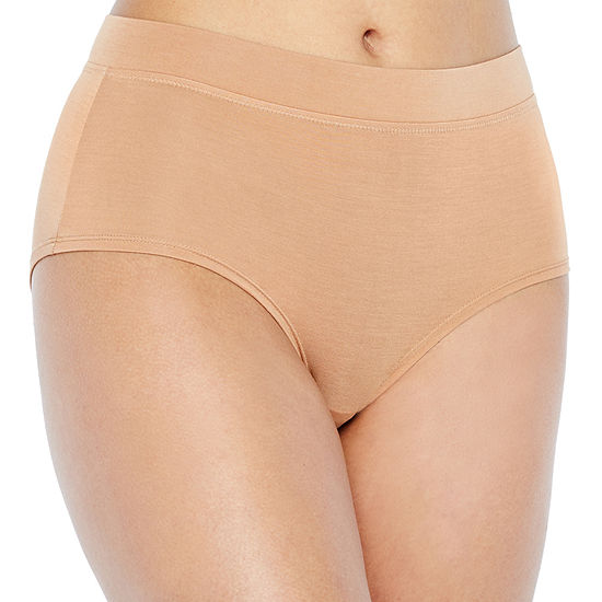Ambrielle High Cut Modal Briefs
