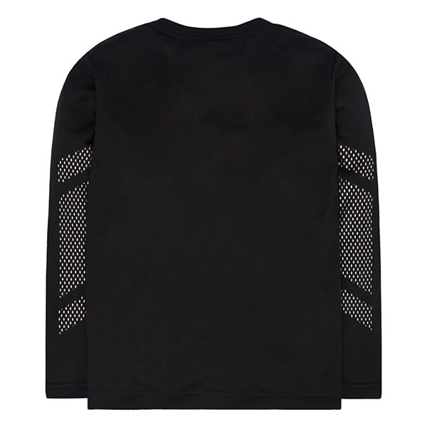 Nike Long Sleeve Crew Neck T-Shirt-Preschool Boys