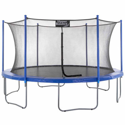Upper Bounce 15ft Trampoline & Enclosure Set