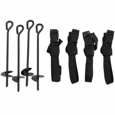 Upper Bounce Trampoline Anchor Kit -Set of 4