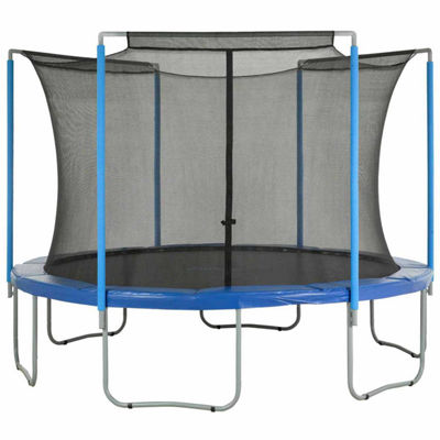 Upper Bounce Trampoline Replacement Enclosure Safety Net: Fits For 6 ft Using 3 Arches (NET ONLY)